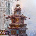 Pasqua: Lo Scoppio Carro del Carro a Firenze
