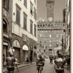 Firenze: cambio della Guardia
